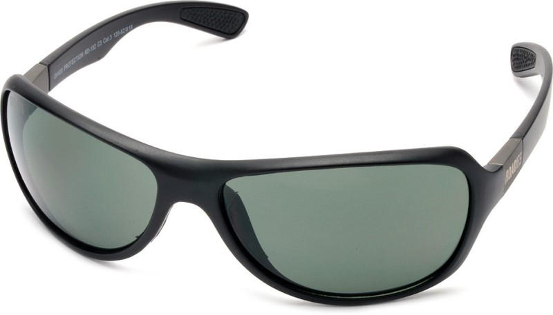 MTV Roadies Sports Sunglasses(Green)