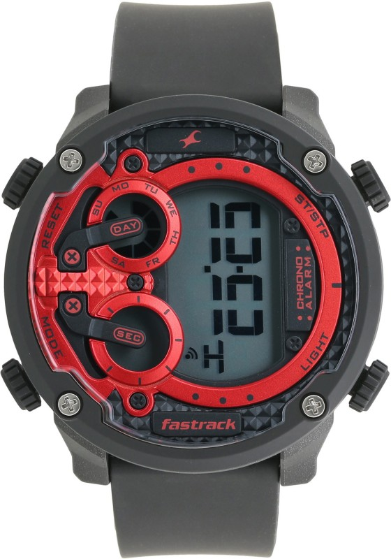 Fastrack 38045PP01 Trendies Digital Watch - For Men