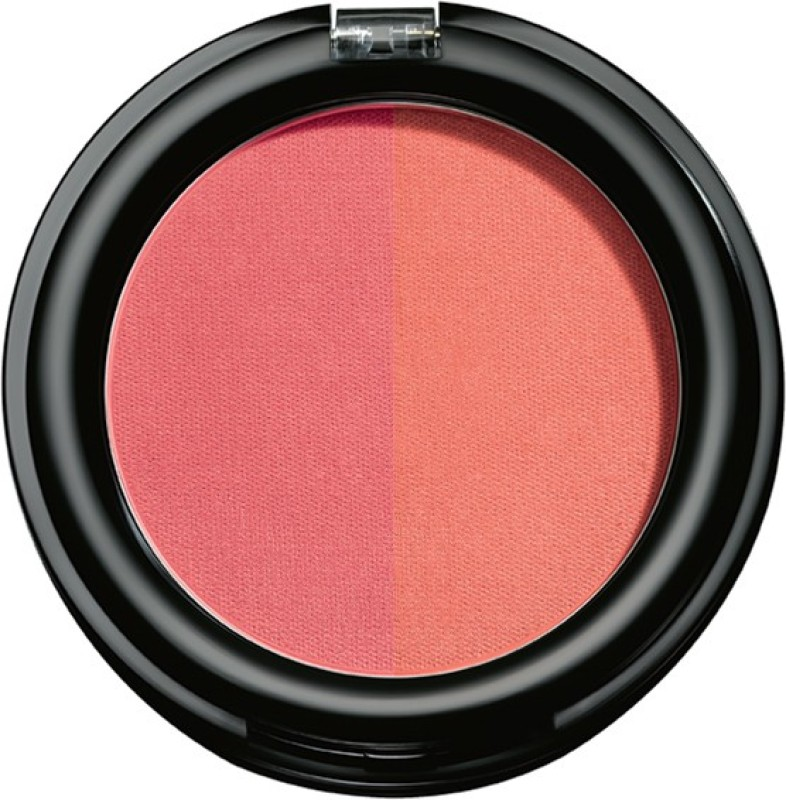 Lakme Absolute Face Stylist Blush Duos(Peach Blush)