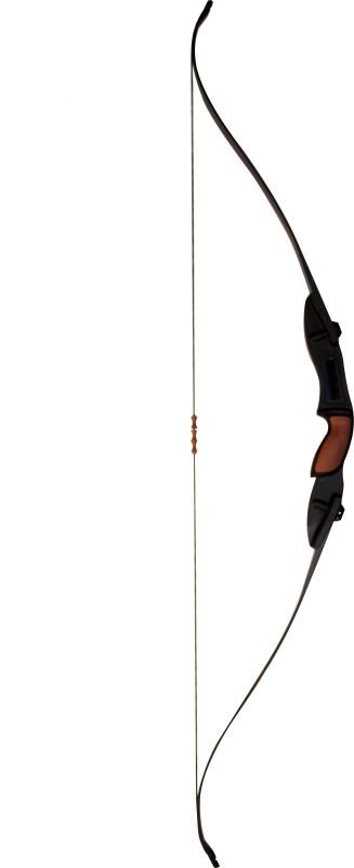 Armor Ambidextrous Re Curve Bow Recurve Bow(Black, Beige)