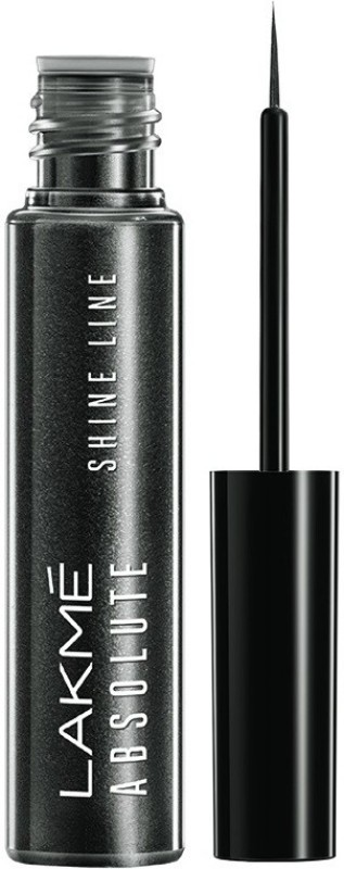 Lakme Absolute Shine Line Eye Liner 4.5 ml(Steel Grey)