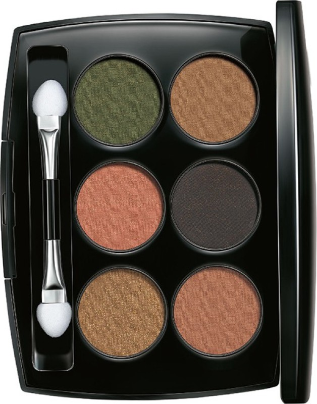 Lakme Absolute Illuminating Eye Shadow 7.5 g(Palette Gold)