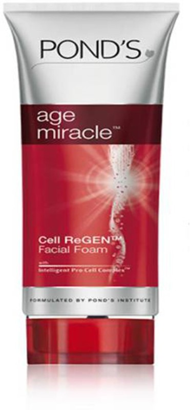 Ponds Age Miracle Cell ReGen Foam Face Wash(100 g)