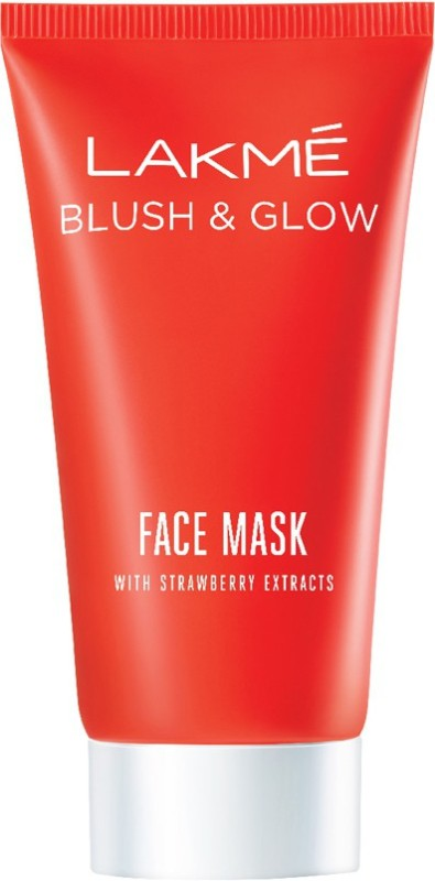 Lakme Strawberry Blush & Glow Mask(50 g)