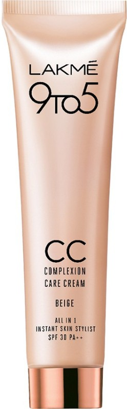 Lakme 9 to 5 Complexion Care Cream - Beige(30 g)