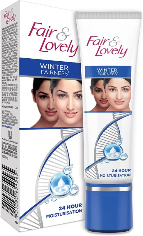 Fair & Lovely Winter Fairness Face Cream(50 g)