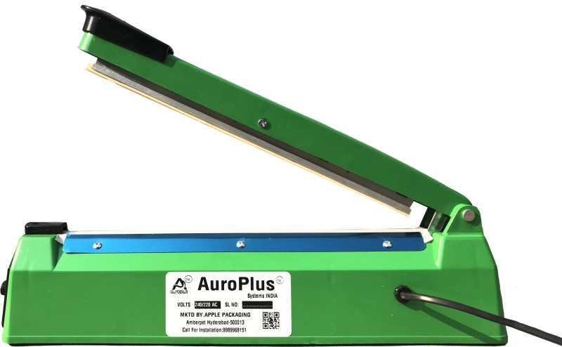 Auroplus Systems India APNGRN10N Hand Held Heat Sealer(254 mm)