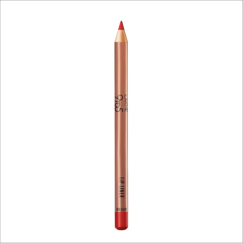 Lakme 9 to 5 Lip Liner - 1.14 g(Red Alert)
