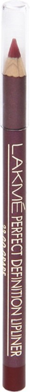 Lakme Perfect Definition Lip Liner - 1.1 g(Go Grape)