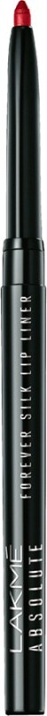 Lakme Absolute Forever Silk Lip Liner 0.35 g(Vermilion)