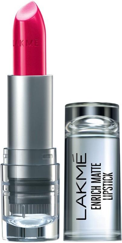 Lakme Enrich Matte Lipstick(PM 17, 4.7 g)