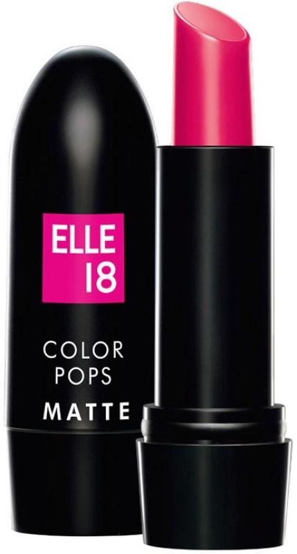 Elle 18 Color Pop Matte Lip Color(Rose Day, 4.3 g)