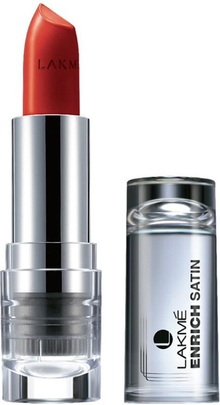 Lakme Enrich Satin Lip Color(Shade R358)