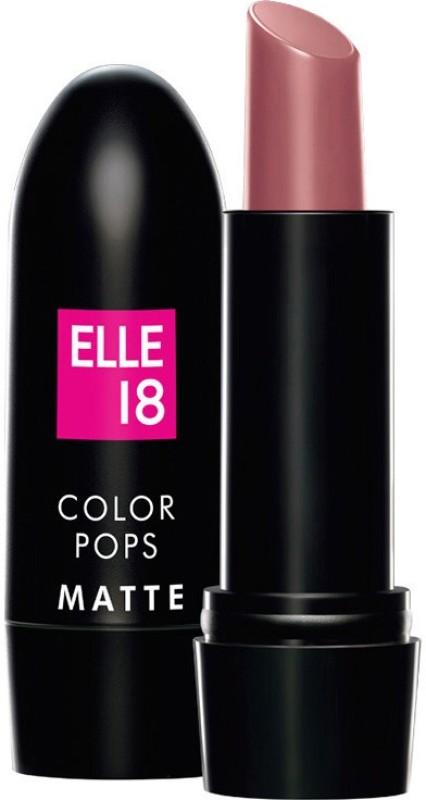 Elle 18 Color Pop Matte Lip Color(Mauve Dat, 4.3 g)