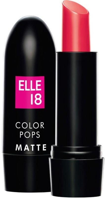 Elle 18 Color Pop Matte Lip Color(Prom Pink, 4.3 g)