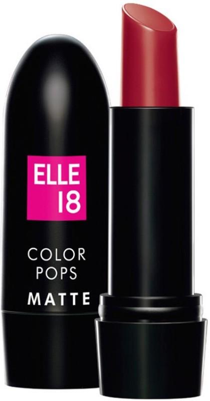 Elle 18 Color Pop Matte Lip Color(Code Red, 4.3 g)