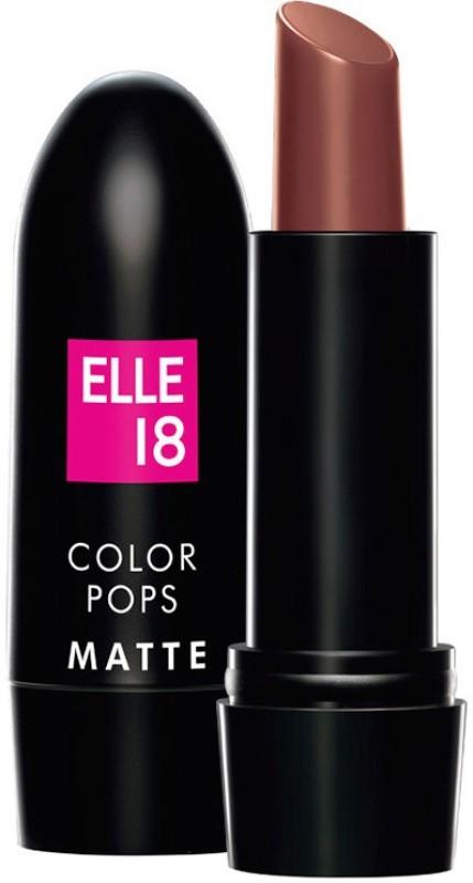 Elle 18 Color Pop Matte Lip Color(Chocolate Day, 4.3 g)