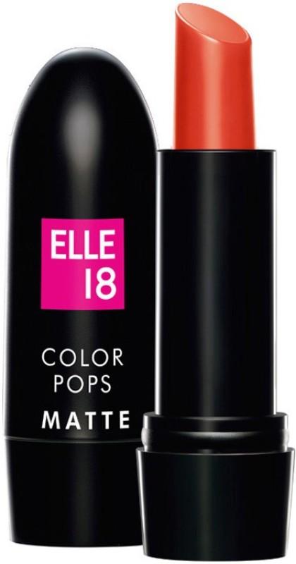 Elle 18 Color Pop Matte Lip Color(Lets Tango, 4.3 g)