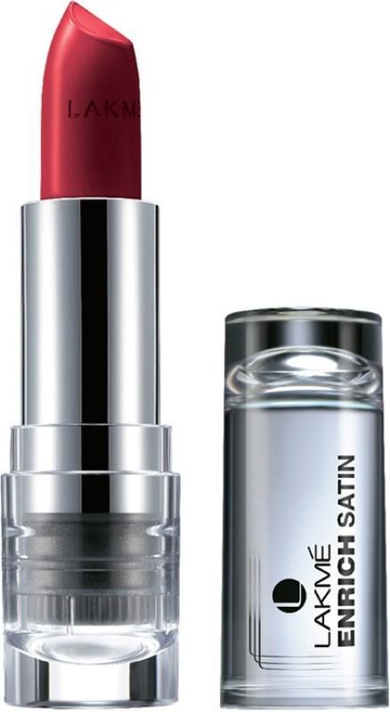 Lakme Enrich Satin Lip Color(Shade P128)
