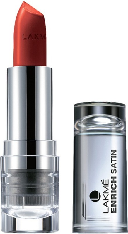 Lakme Enrich Satin Lip Color(Shade R357)