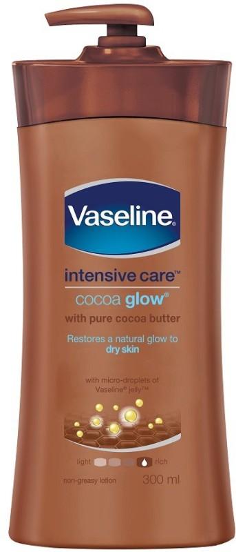 Vaseline Cocoa Glow Nourishing Lotion(300 ml)