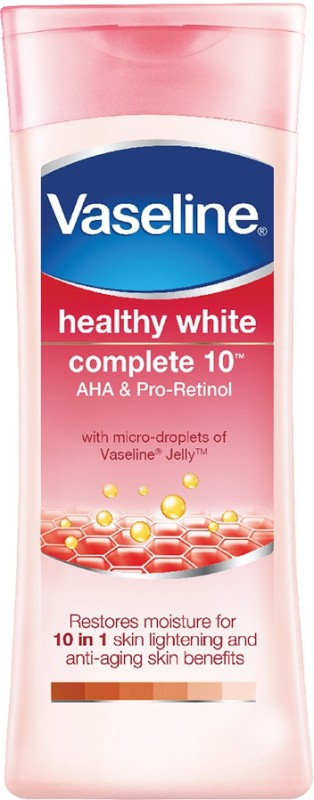 Vaseline Healthy White Complete 10 Body Lotion(300 ml)