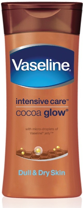 Vaseline Intensive Care Cocoa Glow Body Lotion(100 ml)