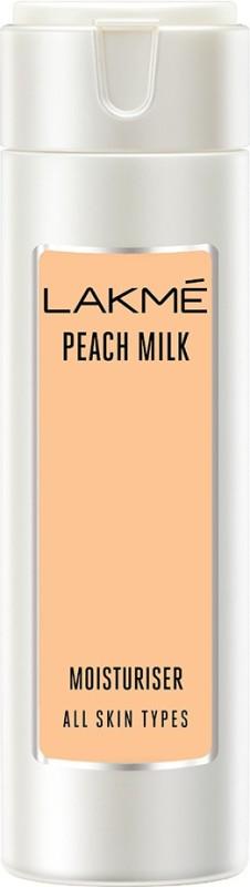 Lakme maximum Moisturizer Peach Milk(60 ml)