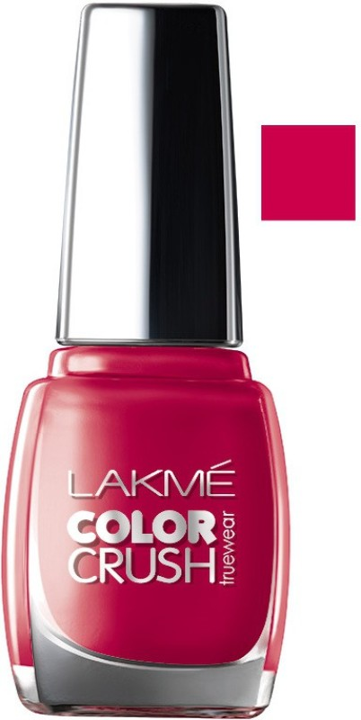 Lakme True Wear Color Crush Reds 24(9 ml)