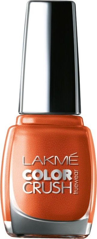 Lakme True Wear Color Crush Nail Color CC 59(9 ml)