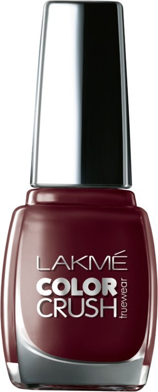 Lakme Truewear Color Crush Nail Color, Nail Color, Shade 57, 9 ml 33(9 ml)