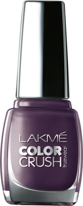 Lakme True Wear Color Crush Nail Color CC 61(9 ml)