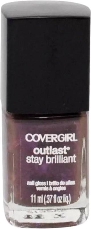 Cover Girl Outlast Stay Brilliant Amethyst(11 ml)