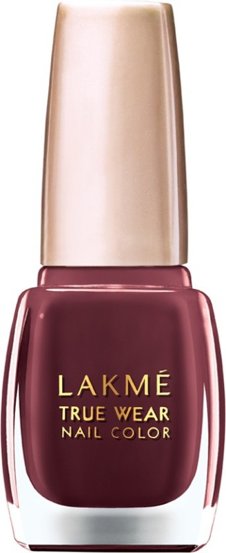 Lakme True Wear Nail Color Reds & Maroons 401(9 ml)