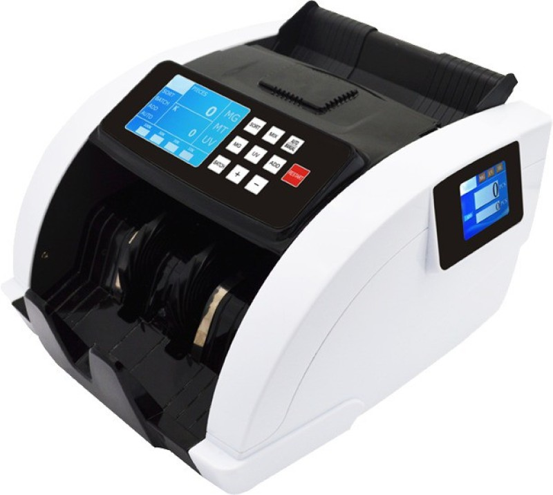 ooze JN1687-TFT Note Counting Machine(Counting Speed - 1000 notes/min)