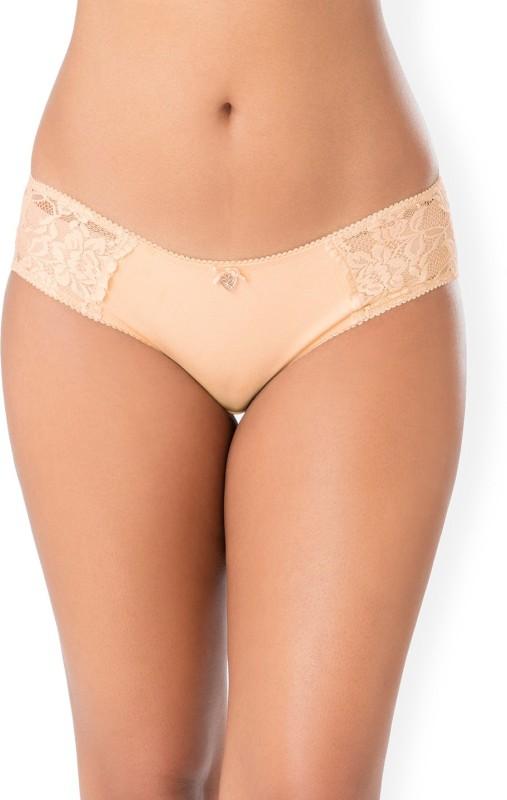 PrettySecrets Women Hipster Beige Panty(Pack of 1)