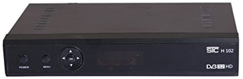 STC WiFi Digital Set Top Box H-102 No Monthly Recharge Plug and Play Satellite Radio