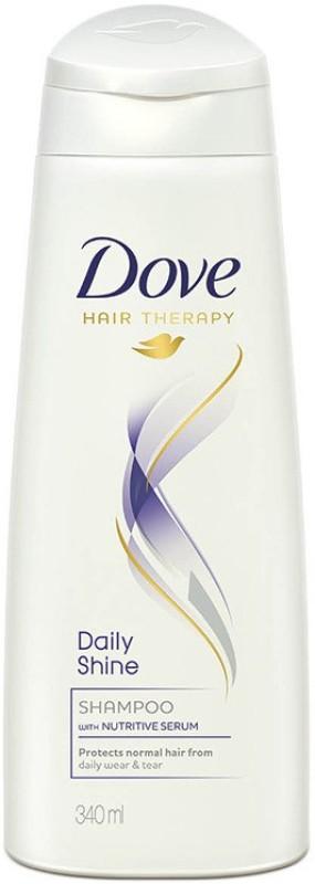 Dove Daily Shine Shampoo(340 ml)