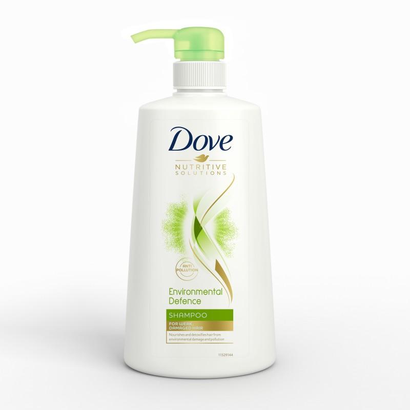 Dove Environmental Defence Shampoo(650 ml)