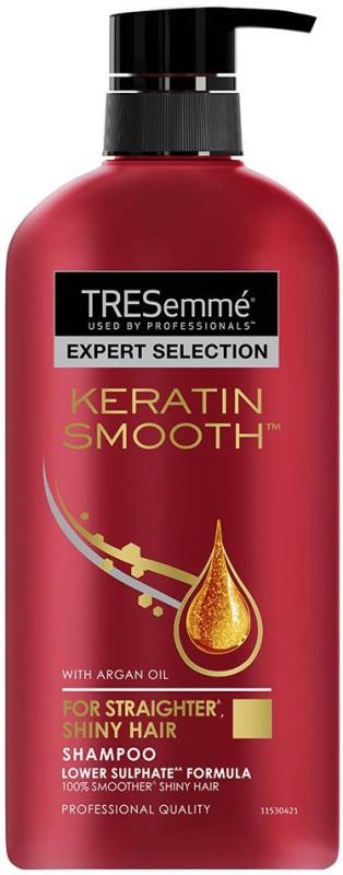TRESemme Keratin Smooth with Argan Oil Shampoo(580 ml)