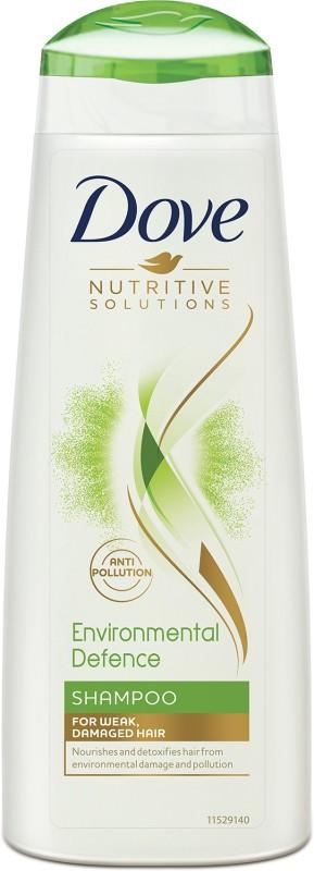 Dove Environmental Defence Shampoo(340 ml)