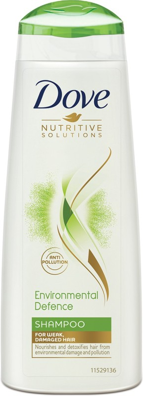 Dove Environmental Defence Shampoo(180 ml)