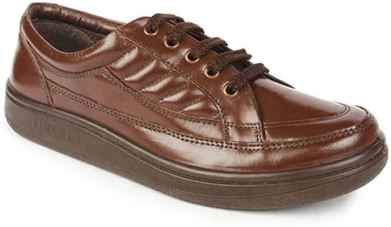 Liberty Warrior Lace Up For Men(Brown)