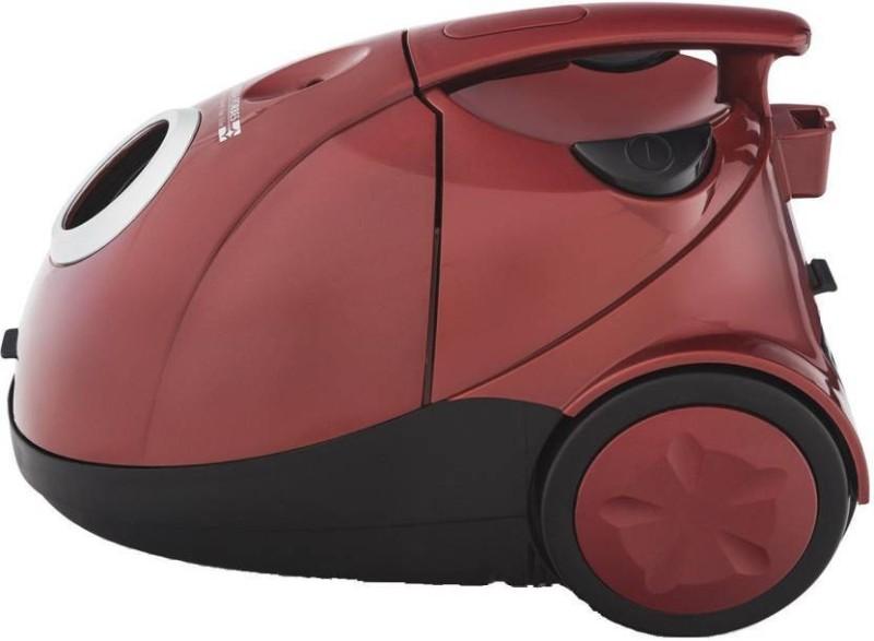 Eureka Forbes Quick Clean Dry Vacuum Cleaner(Maroon)