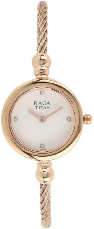 Titan 2586WM01 Raga Women's Watch image