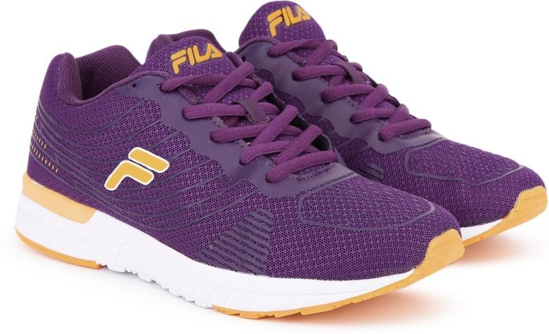 Fila EDEN Running Shoes For Women(Purple)