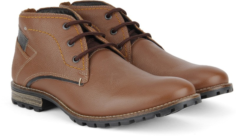 Lee Cooper LC2045 Boots For Men(Tan)