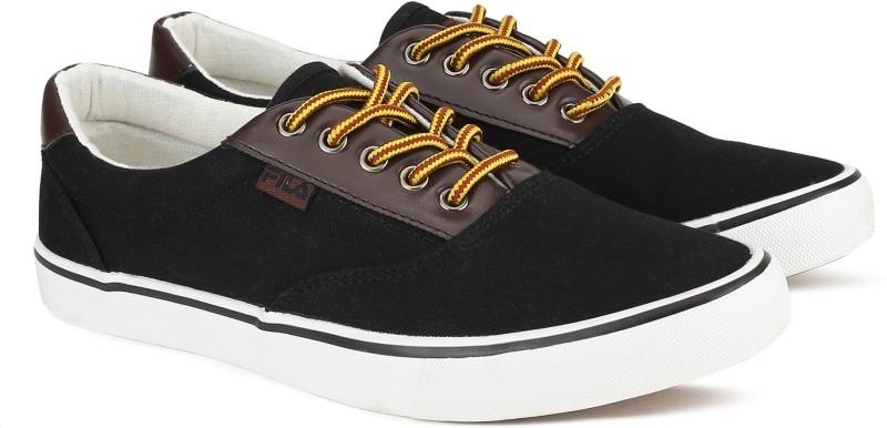 Fila HARLAN Sneakers For Men(Black)