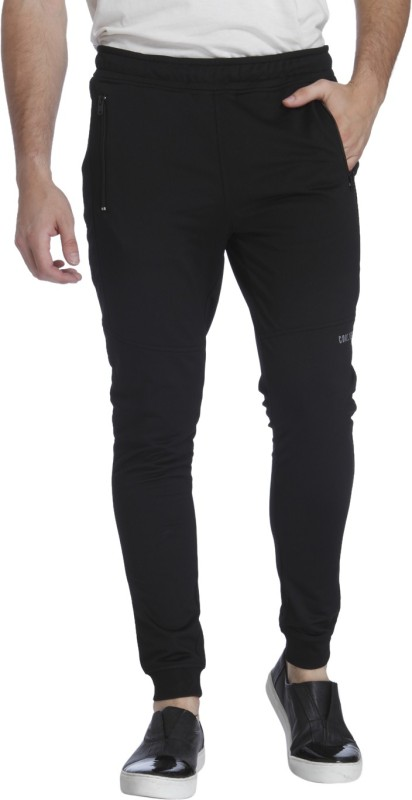 Jack & Jones Slim Fit Mens Black Trousers