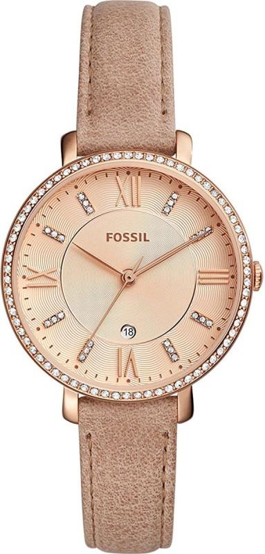 Fossil ES4292 Perpetual Calendar Women's Watch image